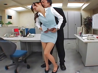 There Fetish office sex videos